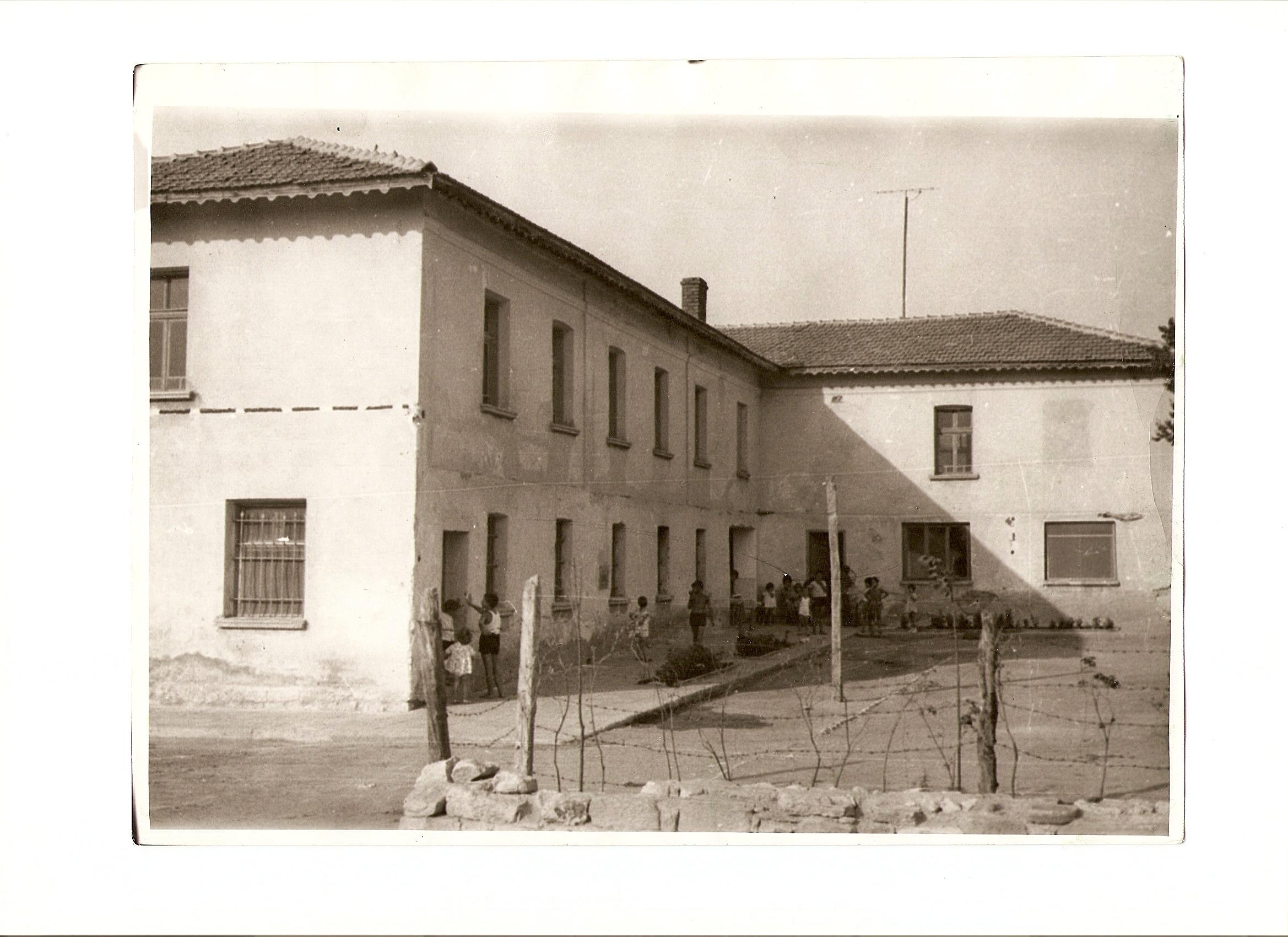 История: Старото училище